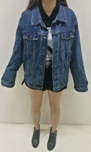 🚚 Unisex over size denim jacket