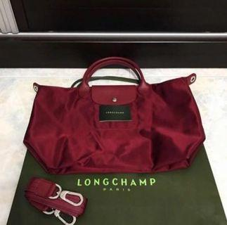 BN WM Longchamp Bag