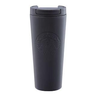 #oyohotel 🔥🆕Starbucks® 16oz Stainless Steel Black Matte Etched