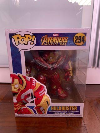 🚚 Funko Pop Hulkbuster