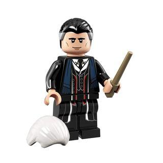 Lego Minifigure Harry Potter Percival Graves Sealed