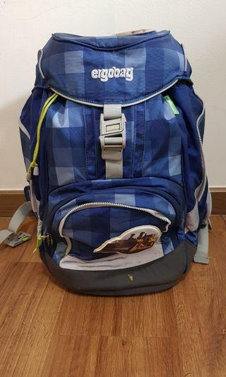 🚚 ERGO KIDS used ergo school bag