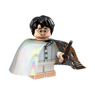 Lego Minifigure Harry Potter Invisible Cloak