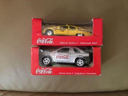 可口可樂車 coca cola