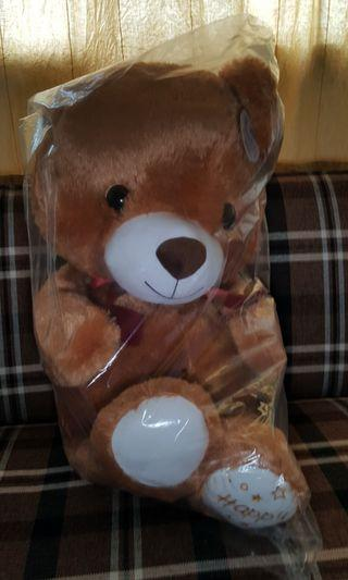 (Just arrived!) Big Happy Bear Plush (90cm!)