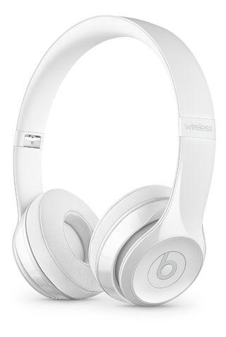 Beats solo 3 in white