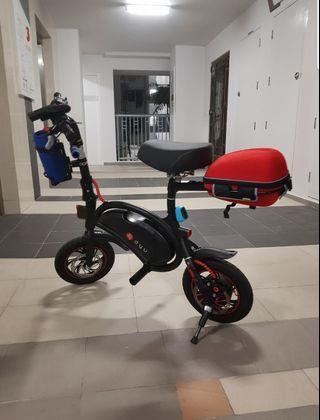 🚚 DYU Scooter