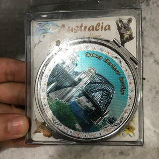 (全新澳洲購入) 化妝兩面鏡