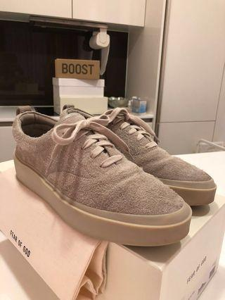 *steal* Fear of god grey suede sneakers