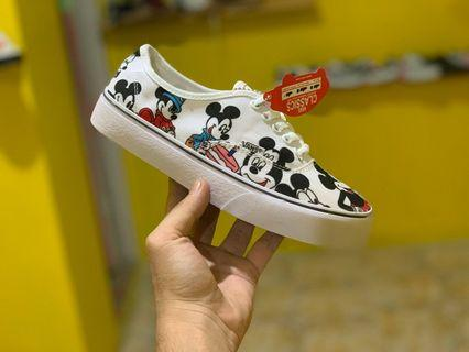 Authentic Mickey Mouse
