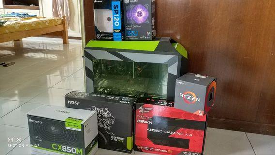 Ryzen 5 Desktop