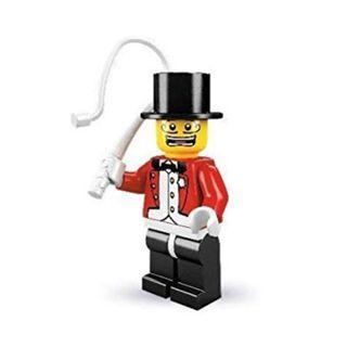 Lego Minifigure Series 2 Lion Tamer