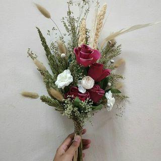 New bouquet by kemapan