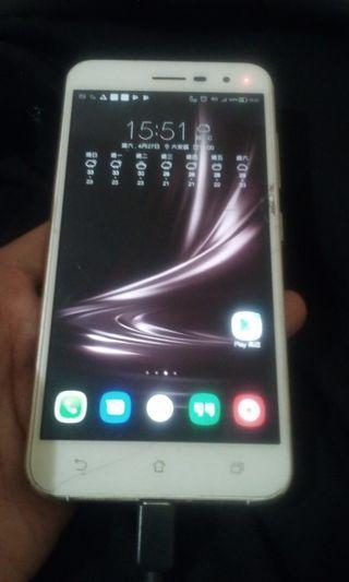 Zenfone3 LTE 32g 指紋辨識