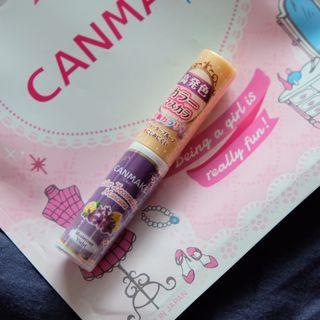 Canmake Color Decoration Mascara 幻彩美睫液	 (02 Mysterias Violet 紫色 )