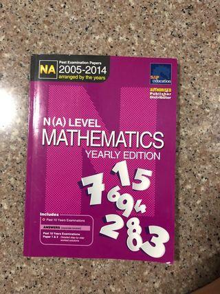 N(A) Level Maths