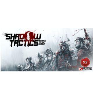 🚛 Shadow Tactics: Blades of the Shogun [PC] 🚚