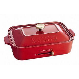 BRUNO 多功能電熱煱 紅色 行貨 (限量特價)