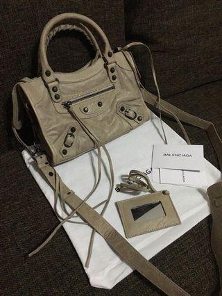 Balenciaga Mini city bag