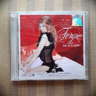 Fergie 'The Dutchess' Album CD