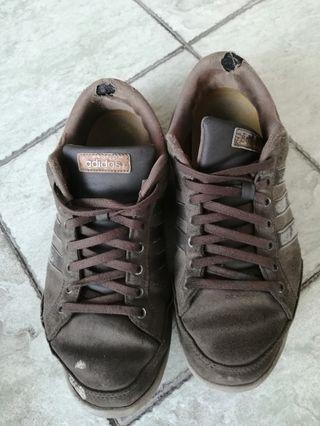 Adidas Neo Sneakers Brown Colour