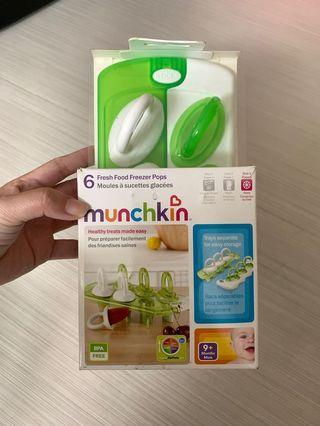 🚚 Munchkins Freezer Pops
