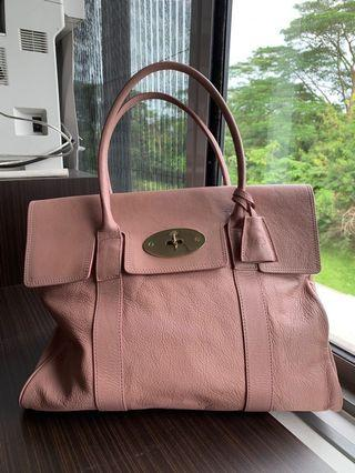 🚚 Mulberry Bayswater(Pink)(Negotiable)