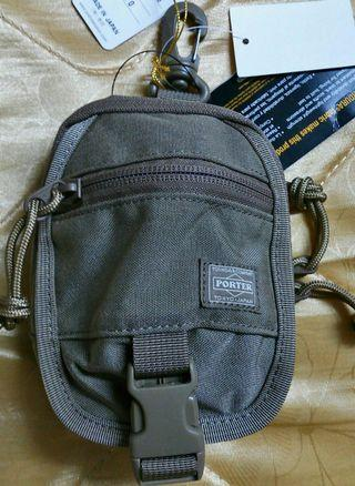 New porter pouch