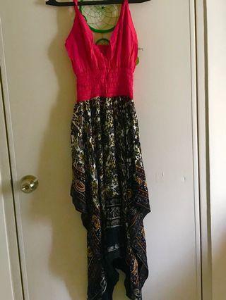 Dress, baju pantai