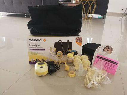 Nego-Medela Freestyle Breast Pump
