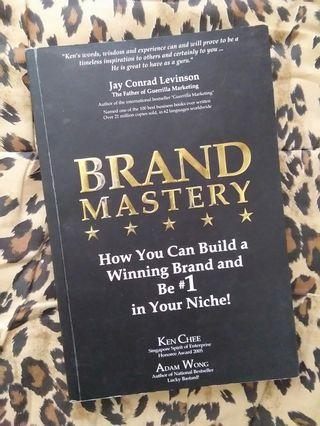 Brand Mastery : How you can build a Winning Brand