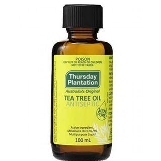 [FREE MAIL]100ml Tea Tree Oil Thursday Plantation