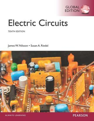 🚚 電路學原文書 electric circuits 10th edition
