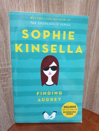 🚚 Finding Audrey- Sophie Kinsella
