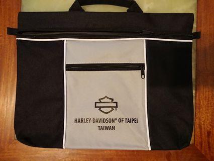 哈雷 文件袋 手提包 Harley Davidson