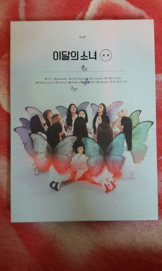 LOONA XX : MINI REPACKAGED ALBUM (LIMITED A) UNSEALED