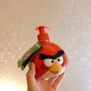 🚚 購買本賣場2樣商品+30元即送<全新Angry Birds紅色憤怒鳥洗手乳>