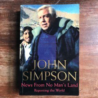 John Simpson - Two Biographies