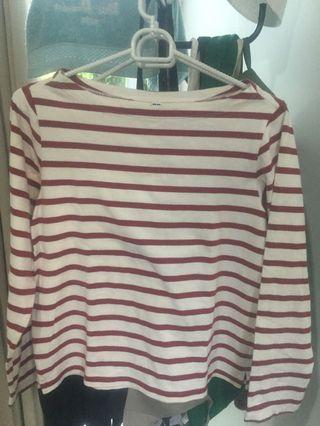 Uniqlo Stripe