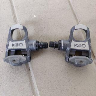 Look Keo clipless pedals