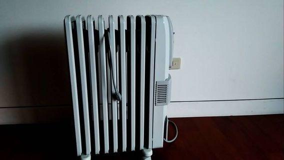 義大利原裝 DeLonghi 葉片型電暖器