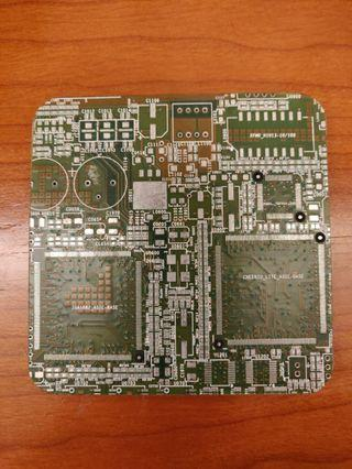 Circuit Board Coaster