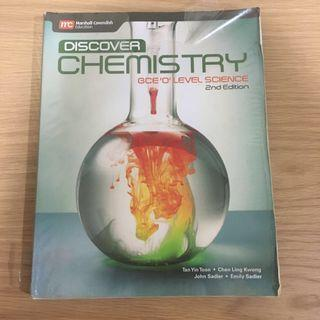 🚚 Discover Chemistry Gce 'O' Level Science [ 2nd Edition ]