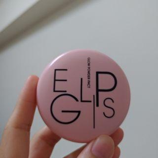 🚚 (二手) EGLIPS Glow Powder Pact 極細粉嫩蘋果光粉餅 8g