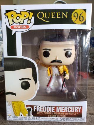 Freddie Mercury Queen Wembley 1986 Funko Pop!