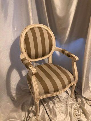 modern vintage chair