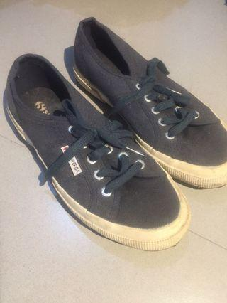 Superga Navy Blue