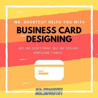 Business Card Designing