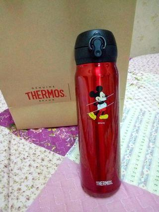 Thermos JNL 0.6L Mickey 90th Ultra Light Flask (Limited Edition)