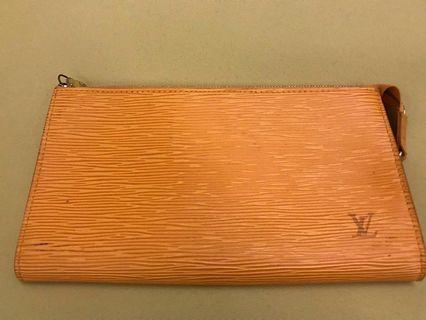 *Price reduced* Authentic Louis Vuitton Clutch